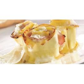 Petite Rosette Saumon Fumé & Epinards +/- 80gr