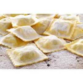 Geitenkaas & Bieslook - Groene Pasta met Spinazie
