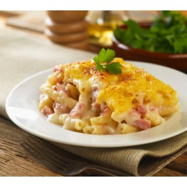 Macaroni Jambon Fromage