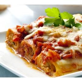 Cannelloni Ricotta & Spinazie & Napolitaanse Saus