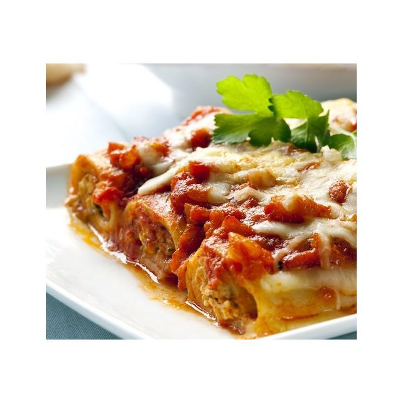 Cannelloni Ricotta & Epinards Sauce Napolitaine