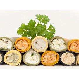 Jambon de Parme & Aubergines